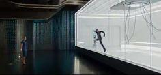 Insurgent trailer still - Erudite Tris and Jeanine