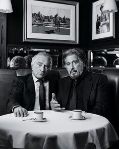 'The Irishman': Robert De Niro, Al Pacino on Netflix's Gangster Epic – Variety