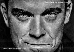 Robbie WILLIAMS by Sadness40 on DeviantArt