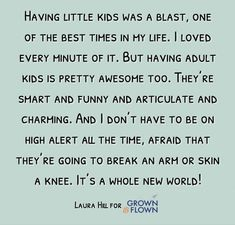 #raisingteens #parenting #parentingquotes Parenting Quotes, Kids And Parenting, Love Me Quotes, Raising Kids, Pretty Cool, Old Women, Blue Hair, Funny Quotes, Words