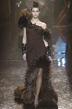 Jean Paul Gaultier Spring 2005 Couture - Collection - Gallery - Style.com