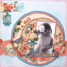 A Doll ~Webster`s Pages~ - Scrapbook.com