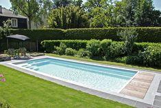 De mooiste projecten (zwembaden & zwemvijvers) door LC & DV