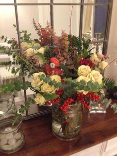 Centros florsles
