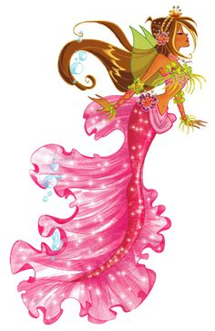 Gaby Winx: Winx Mermaid