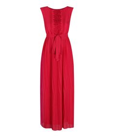 This Rouge Tallulah Maxi Dress is perfect! #zulilyfinds @UofABeauty So you!!! This would be gorgeous on you :)