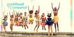 Coleção de Carnaval Farm 2013