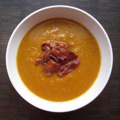 yum! sweet potato soup