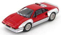 Model of the 1977 PininFarina Ferrari 308 Mille Chiodi Prototype the aerodynamic study based on the Ferrari 308.