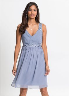 Alkalmi ruha • matt kék • bonprix áruház