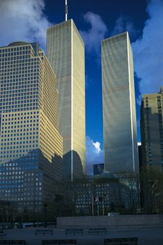 World Trade Center Twin Towers, New York City