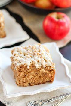 Apple Crumb Cake   Celebrating Sweets