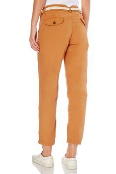 Venda Franklin & Marshall / 28433 / Mulher / Calças, joggings e calções / Calças chino Camel