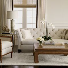 Ecru Oasis Living Room