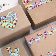 Crafting with Confetti: 14 Free Paper Crafts