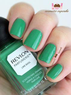 Revlon Parfumerie, Lime Basil