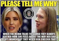 media bias Trump vs. Clinton