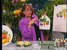 Donna Dewberry One Stroke: Workshop Series Video Volume 2 - [2002 | VHS SLP | 60FPS] - YouTube
