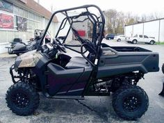 New 2017 Honda Pioneer 700 Deluxe Honda Phantom Camo ATVs For Sale in Indiana. 2017 Honda Pioneer 700 Deluxe Honda Phantom Camo, 2017 Honda® Pioneer 700 Deluxe Honda Phantom Camo UP FOR ANYTHING, EXCEPT STANDING STILL. PROOF THAT YOU CAN HAVE IT ALL. Who says you can t improve on perfection? Some side-by-sides get it right from the very start. And some get it better than right. Like the Honda Pioneer 700s. We ve taken what was already a great side-by-side and made it even better for 2017…