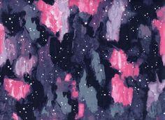 Dear Stella Magik Galaxy Cotton Multi Quilting Fabric