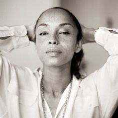 """""""""""I only make records when I feel I have something to say. I'm not interested in releasing music just for the sake of selling something. Sade is not a brand."""" Happy birthday to the iconic Sade Adu. Janet Jackson, Michael Jackson, Quiet Storm, Toni Braxton, Marvin Gaye, Jessie Ware, Easy Listening, Tina Turner, Mariah Carey"""
