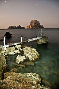 Cala d'Hort. Ibiza