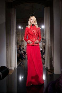 Azzaro Autumn/Winter 2014-15 Couture