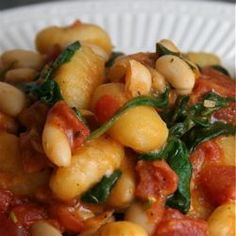 Gnocchi...my favorite meal in the entire universe.