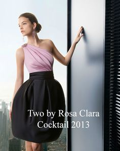 Bridesmaid Dresses: Two by Rosa Clara Cocktail 2013