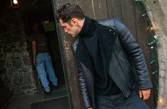 Der Stefashionist: Fashion, Passion & Models: Sean O'Pry by Jim Krantz for M Magazine