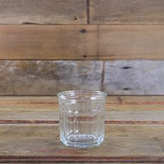 French Luminarc Ten-Sided Working Glass - 14oz - Canning Supplies