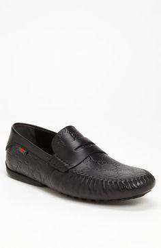 Gucci 'San Marino' Driving Shoe | Nordstrom