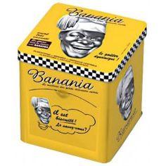 rare etancienne plaque tole accroche cle ou torchon banania des annees 70 80 banania stuff i. Black Bedroom Furniture Sets. Home Design Ideas