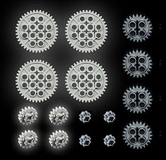 Toy Interlocking Gear Sets - LEGO Technic gear SET -- Find out more about the great product at the image link. Building Toys, Toy Store, Kids And Parenting, Gears, Tooth, Lego, Image Link, Check, Gear Train