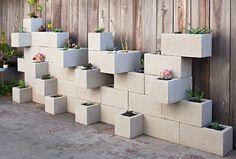 cinder block bench - Google Search
