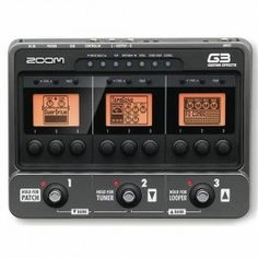 An In-depth, hands-on review of the Zoom G3 Guitar Effects & Amp Simulator Pedal. A loveable box of tricks I really miss my Zoom G3. From the moment I pawed over the box, gawping at it's …(Source: adamharkusblog.wordpress.com)