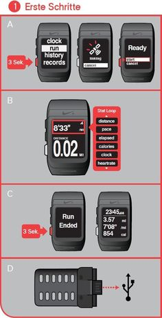 Nike GPS Watch - Achieve your fitness goals with the help of a gps tracker to measure all things exercise: topsmartwatchesonline.com