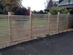 Staket och spalje Garden Fence Panels, Plank, Trellis, Sidewalk, Home And Garden, Backyard, Outdoor Structures, Wood, Outdoor Decor