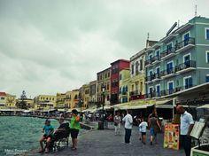 My Point Of View, Crete Greece, Scenery, Street View, Explore, Places, Landscape, Landscapes, Exploring