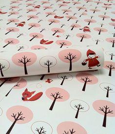 For inside Mae's Closet?  #Wallpaper Kids | Océchou via lescontemplatives.com