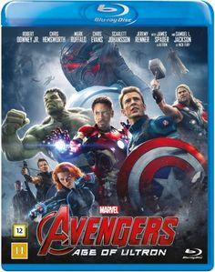 9,95e Avengers: Age of Ultron (Blu-ray)