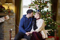 Aran Sweaters- the perfect Christmas gift- mistletoe magic