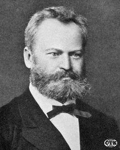 Josef von Zitek - architect and engineer, best known for two neo-Renaissance landmarks in Prague, the National Theater and the Rudolfinum. National Theatre, Prague, Czech Republic, Engineer, Renaissance, Theater, Personality, Architecture, Arquitetura
