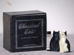 Go Figure ~ Animal Figurines ~ TeamVintageUSA by Sandy on Etsy