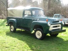 1957 International Harvester Other S-120 4x4 Short Bed, 0-rust, daily driver, rare!