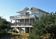 Twiddy Outer Banks Vacation Home - Donald's Duck - Duck - Oceanside - 4 Bedrooms
