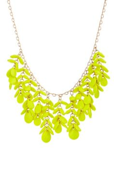 Nellie Bib Necklace