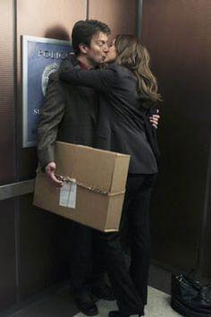 Castle's Nathan Fillion & Stana Katic