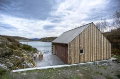 Boathouse by TYIN tegnestue Architects