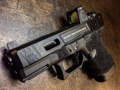 SAI Glock 30(S) Tier 1 package with RMR milled